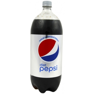 Diet Pepsi 2 Liter